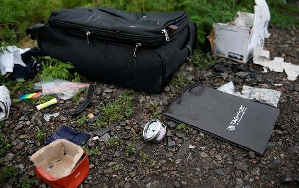 На месте авиакатастрофы в Донецкой области обнаружены тела 186 погибших