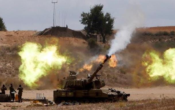 В Газе от израильских ударов погибли более 300 палестинцев
