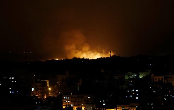 Израиль обстрелял сектор Газа: погибли пять человек