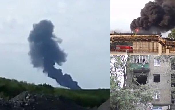 Катастрофа Боинга и обстрел Луганска. Главные видео недели