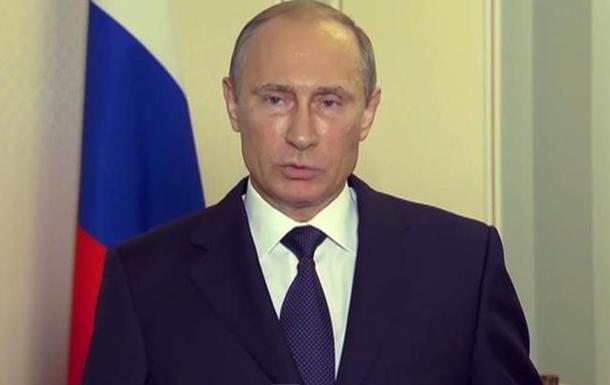 Путин пообещал сделать все возможное для мирных переговоров в Украине