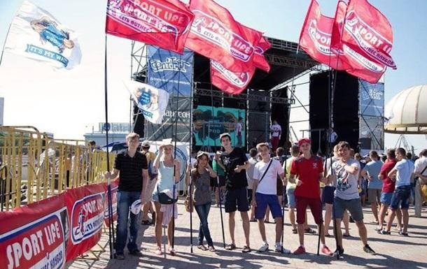 Sport Life выступил  партнером Чемпионата Украины Street Workout 2014