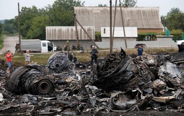 Верховная Рада предлагает признать катастрофу Боинга терактом