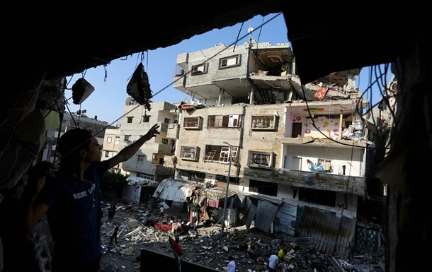 Президент ОАЭ выделит $40 млн на реконструкцию палестинских домов