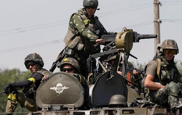 Война в Украине: новые фото с Юго-Востока