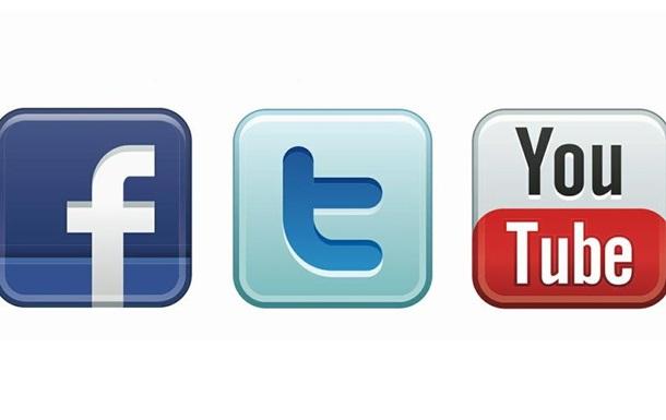 На Путина напали YouTube, Facebook и Twitter