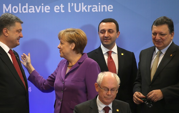 Почему Киев не спешит с ратификацией соглашения об ассоциации с ЕС