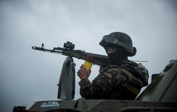 За сутки позиции АТО обстреляли 16 раз - СНБО