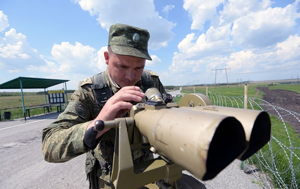 Россия заявляет о девяти обстрелах своей территории со стороны Украины