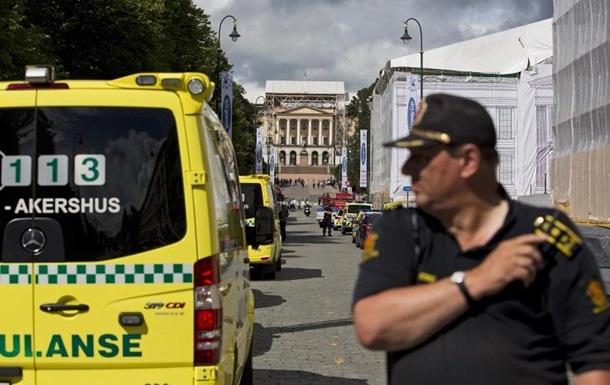 Спецслужбы предупредили жителей Норвегии о высокой вероятности теракта