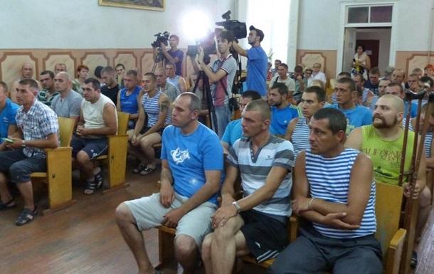 Украинские десантники: Когда мы просили помощи, нас не слышали