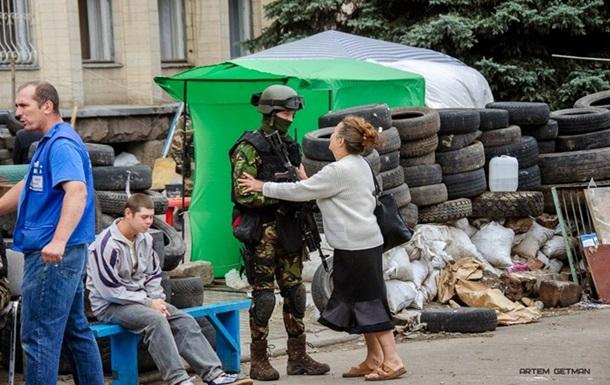 Жители Краматорска возвращаются в родной город. И боятся тишины