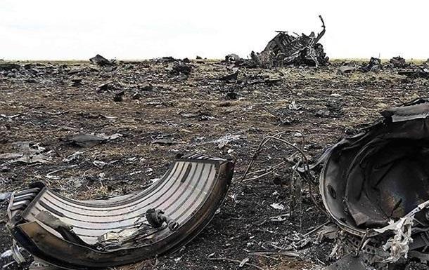 Украинская армия не использовала ЗРК и авиацию в день катастрофы Боинга