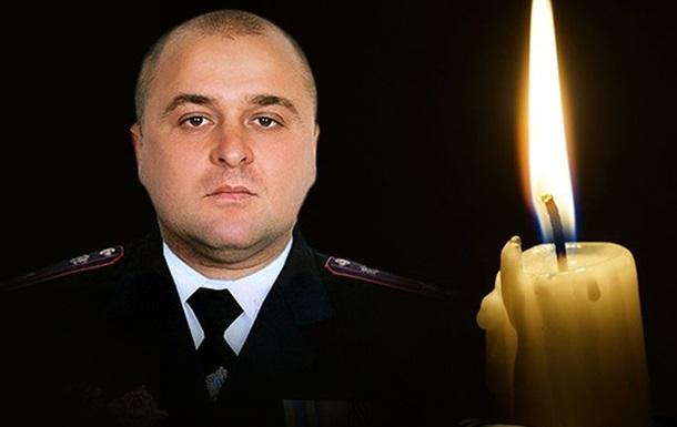 Президент присвоил погибшему полковнику Радиевскому звание генерал-майора