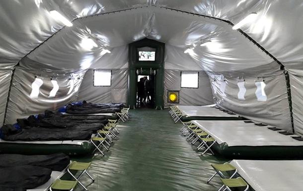 Аваков рассказал про новые жилые модули для бойцов Нацгвардии