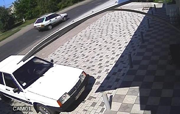 Милиция опубликовала фото автомобиля убийц мэра Кременчуга