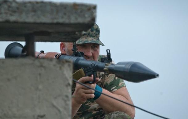 В Красном Лимане задержали  хранителя  склада оружия