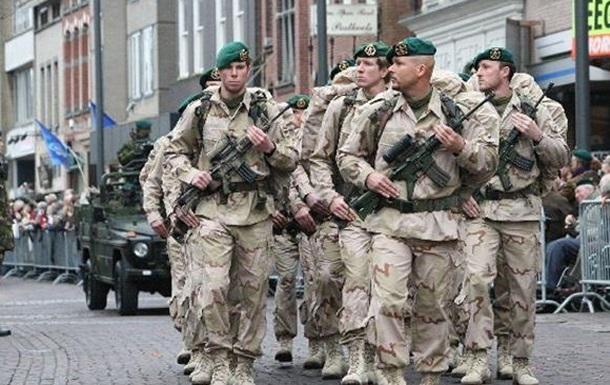 Голландский спецназ и австралийский SAS уже в Харькове.
