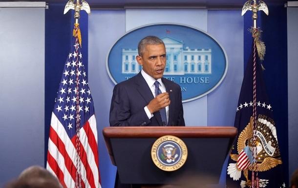 Обама призвал к немедленному прекращению огня в секторе Газа