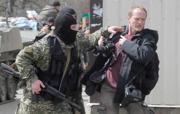Пять журналистов погибло с начала боевых действий на Донбассе – ООН