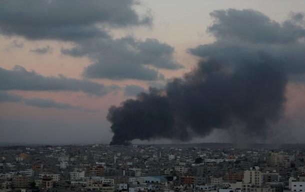Израильская авиация нанесла удар по дому лидера ХАМАСа
