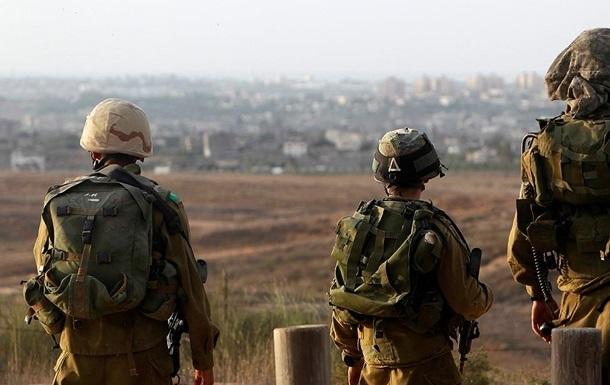 На границе сектора Газа погибли пять израильских солдат