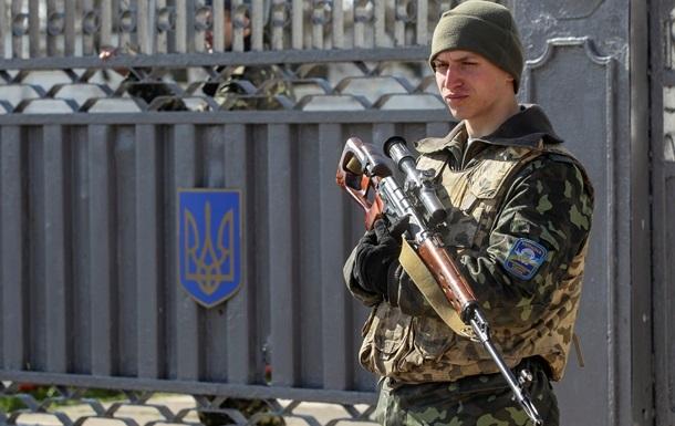 Более тысячи украинских военных получили ранения за время АТО