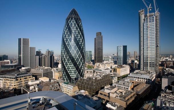 В Лондоне выставили на продажу знаменитый небоскреб Gherkin