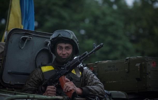 Украинские силовики освободили Дебальцево – пресс-центр АТО