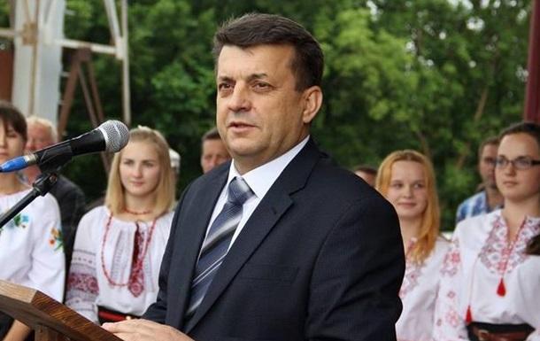 Вінницький губернатор пообіцяв допомогти сім'ям військових