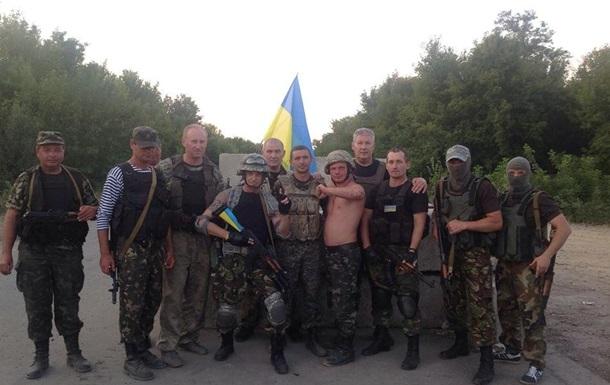 Батальон Артемовск сообщает о  зачистке  территории вокруг Горловки