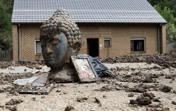 Бельгию и Румынию терзает наводнение