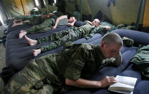 По всей России пройдут масштабные сборы военнообязанных запаса
