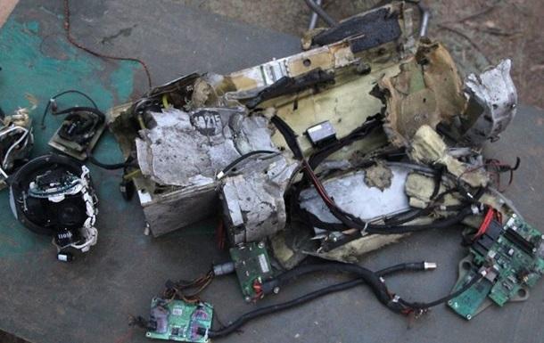 В Донецкой области сбили российский беспилотник Орлан-10