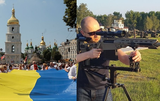 День крещения Руси и возвращение Яценюка. Главные видео недели