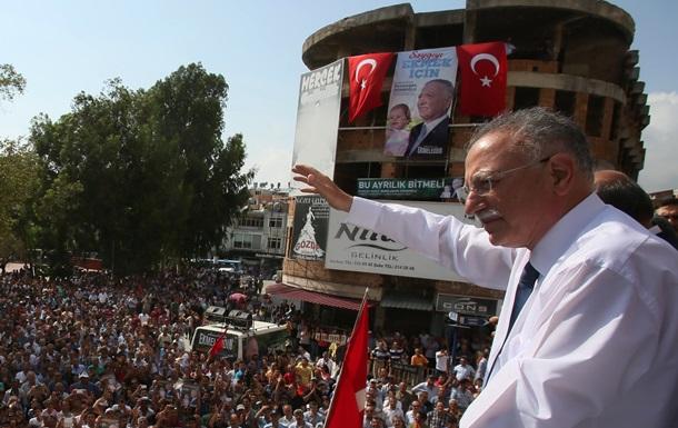 Турция: Внезапная набожность участников президентской гонки