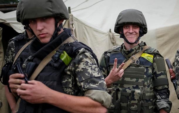 Силы АТО контролируют три четверти территории Донбасса - СНБО