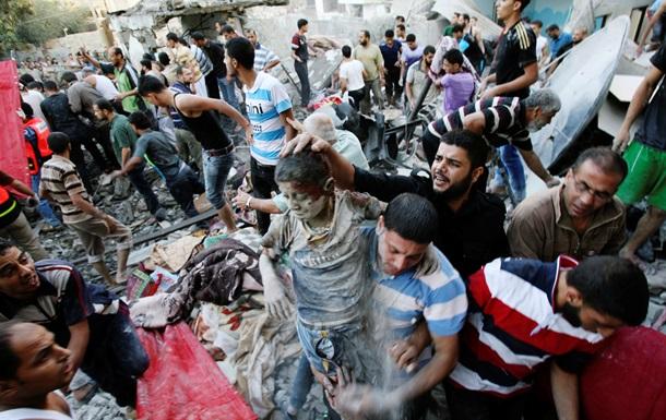 Газа: Израиль нанес авиаудар по школе ООН в Рафахе