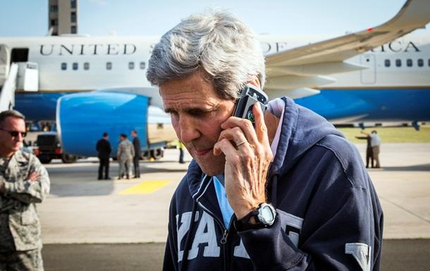 Израиль прослушивал телефон госсекретаря США - СМИ