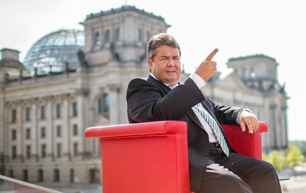 Вице-канцлер Германии оправдал санкции ЕС против России