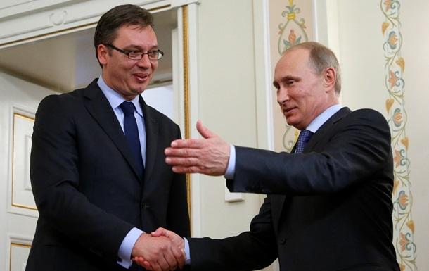 ЕС и США не требовали от Сербии введения санкций против России