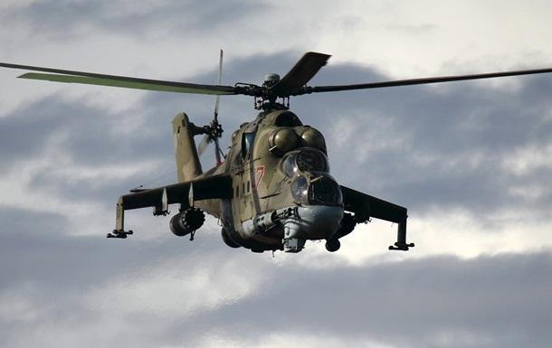 Воздушное пространство Украины за сутки нарушили четыре вертолета – Госпогранслужба