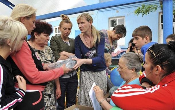 Центр переселенцев в Киеве:  К нам приезжают в одних тапочках и халатах