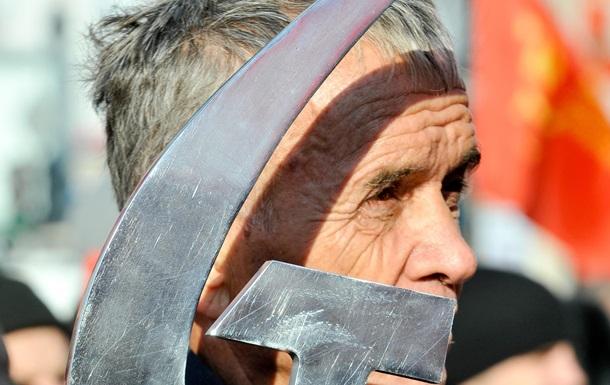 Корреспондент: Левые партии в Украине стремительно теряют влияние
