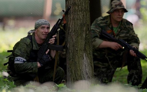 Сепаратисты сообщают, что взяли в плен голого чернокожего