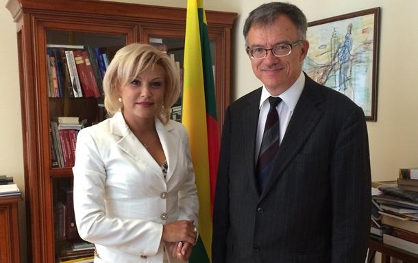 Литва продолжит поставлять нефтепродукты на Восток Украины