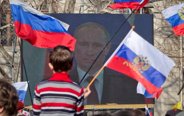 В России заметно выросли антизападные и антиукраинские настроения