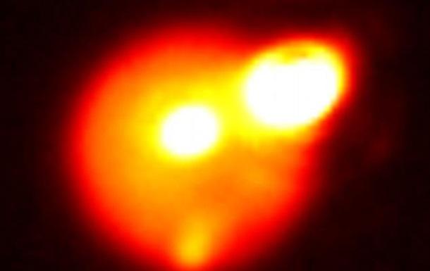 Зафиксировано мощнейшее в Солнечной системе извержение вулкана