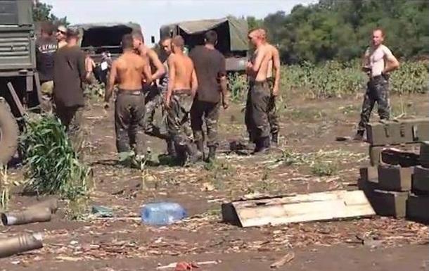 АТО на востоке Украины продолжается