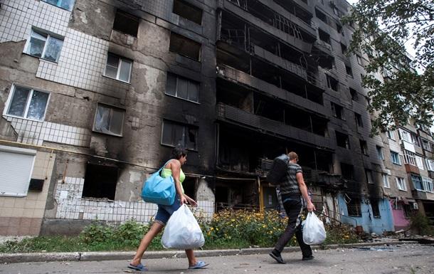 Донецк: массированные обстрелы без оповещения